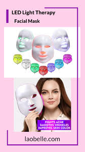 Anti Aging Light Therapy At Home Led Light Therapy Facial Mask Best Led Light Therapy Face