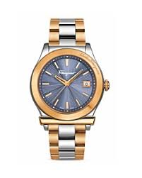 salvatore ferragamo watches bloomingdale s salvatore ferragamo 1898 two tone bracelet watch 40mm bloomingdale s 0