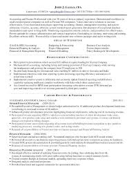 Senior Accountant Resume Samples General Staff Cover Letter ...