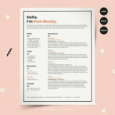 How Many Pages Is A Modern Resume Resume Template Modern Resume Resume Pdf Cv Template