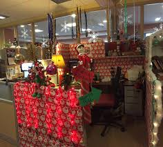 office cubicle decorating contest. ROOST Communications Manager Jess Collier Won The Prize For Best Theme With Her Star Wars-themed \u201cHappy Holidays From Ice Planet Hoth\u201d Decoration Scheme Office Cubicle Decorating Contest T