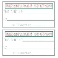 Referral Coupon Template Simple Coupons Template Free Printable Holiday Label Templates Are Little