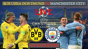 🔴 LIVE   Manchester City vs Borussia Dortmund   Die virtuelle Südtribüne