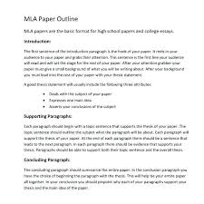 outline templates for research papers essay outline format template download free documents in
