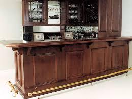 custom home bar furniture. cherry basement bar custom home furniture s