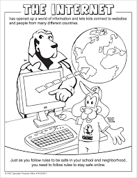 Small Picture McGruff The Crime Dog Internet Safety Coloring Book McGruff