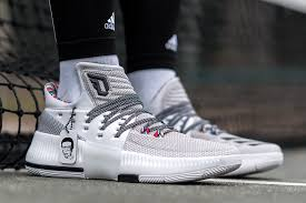 adidas basketball shoes damian lillard. adidas dame 3 damian lillard\u0027s \u201c basketball shoes lillard