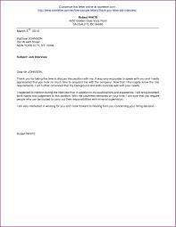 Thank You Letter Job Interview Designproposalexample Com