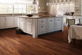 White Kitchen Laminate Flooring Interior Best Wood Laminate Flooring Kitchen In Brown Colors