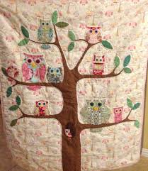 Owl quilt &  Adamdwight.com