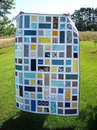 July Quilt for do. Good Stitches (Peace)   Square quilt, Free ... & rectangle and square quilt (free pattern found here: http://www. Adamdwight.com