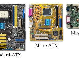 Atx Motherboard Size Chart Guide To Selecting The Right Motherboard For Your Pc