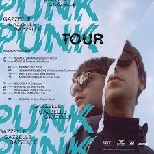 Gazzelle - PUNK TOUR 🌹 https://bit.ly/2P5T7us biglietti...