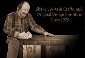 Vermont Hand Crafted Furniture Maker Robert Gasperetti