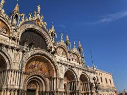Detailed architecture in Venice