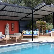 patio designs. Skillion Patio Designs - Great Aussie Patios Perth T