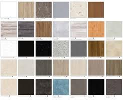 Eck Arbeitsplatte für Eckküchenschränke und -zeilen Farbe / Stärke ...