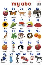 Animal Abc Chart Charts