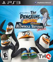 Small Picture The Penguins of Madagascar Dr Blowhole Returns Again Box Shot