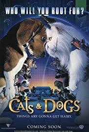 cats and dogs movie poster. Wonderful And Cats U0026 Dogs Poster For And Movie IMDb
