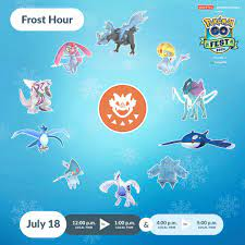 Pokémon GO - Pokémon GO added a new photo.