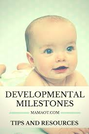8 Month Baby Milestones Chart Developmental Milestones