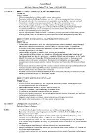 Recruiting Specialist Resume Sample Specialist Recruitment Resume Samples Velvet Jobs 20
