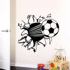 Soccer Bedroom Decor Online Get Cheap Boys Soccer Bedroom Decor Aliexpresscom
