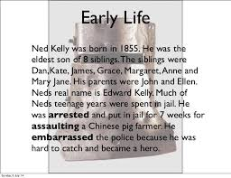 ned kelly sunday 6 14 7 early life ned kelly
