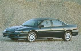 1997 Dodge Intrepid - Information and photos - ZombieDrive