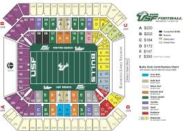 Wvu Stadium Seating Chart Gameday Final Wvu 13 Usf 7 Usf Athletics