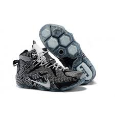 all lebron 12 shoes. cheap lebron 12 all star black grey white basketball shoes