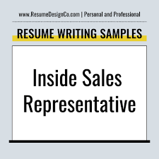 ms word samples inside sales representative resume writing samples and ms word