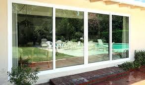 sliding glass doors milgard tuscany door sizes