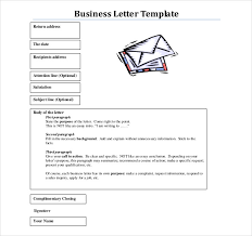 An Enclosure With A Business Letter Business Letters Blog