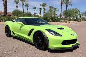 All Corvettes Are Green  CorvetteBlogger.com