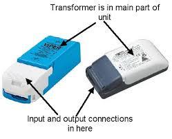 flame downlight transformer
