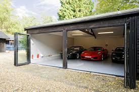 bi fold garage doorsBiFold Doors  Bespoke Projects  South Coast BiFolds