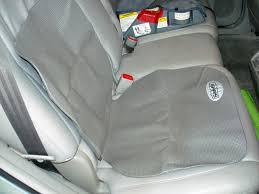 the safefit back seat