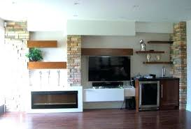 floating shelves next to fireplace floating shelves next to fireplace rectangular and stone wall ornament also floating shelves