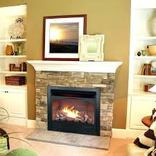 fireplace inserts gas vent free gas fireplace inserts standing propane fireplace inserts