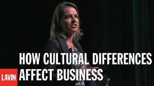 Business Speaker Erin Meyer How Cultural Differences Affect