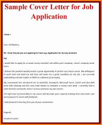 8 Cover Letter Samples For Job Applications Assembly Resume