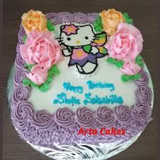 Harga Kue Ultah Hello Kitty 4 Kue Ulang Tahun Bantul Dan Jogja