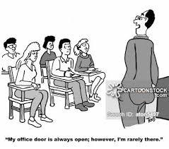 open door policy cartoon 10 of 18