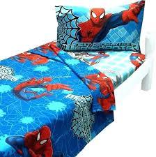 ironman bedding man iron man bedding set