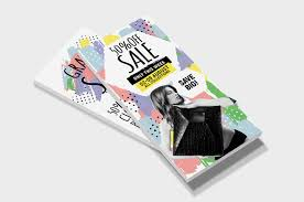 Credit Card Templates For Sale Dl Grand Sale Rack Card Template In Psd Ai Vector Brandpacks