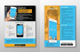 Make Flyer App Entry 11 By Johorapapri For Design A Tutoring App Flyer