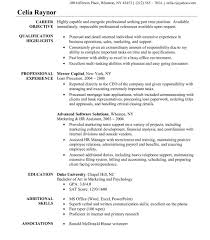 medical assistant resume objective cyrinesdesign