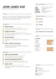 What Is The Best Cv Format How To Write A Cv Cv Template